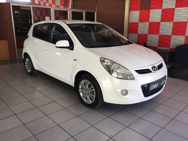 2010 Hyundai i20 1.6  Gauteng Benoni_0