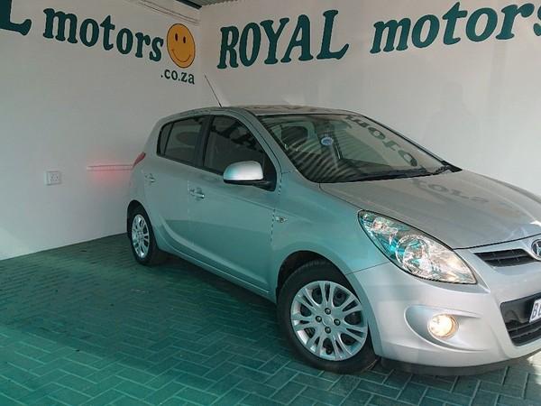 2011 Hyundai i20 1.4  Gauteng Krugersdorp_0