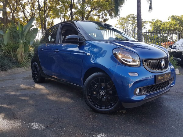 2017 Smart Forfour Prime Auto Kwazulu Natal Queensburgh_0