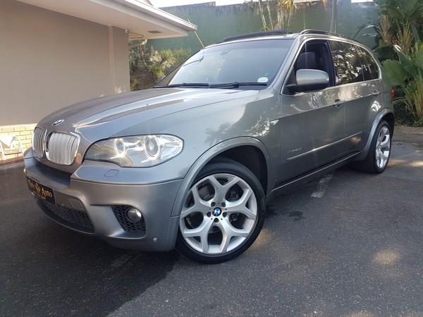2012 BMW X5 Xdrive40d M-sport At  Kwazulu Natal Queensburgh_0