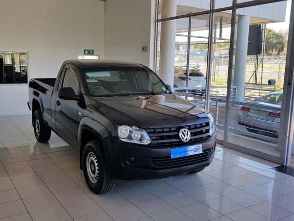 2015 Volkswagen Amarok 2.0tdi Trendline 103kw Sc Pu  Gauteng Midrand_0