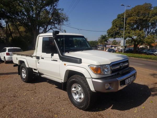 2013 Toyota Land Cruiser 79 4.0p Pu Sc  Gauteng Pretoria_0