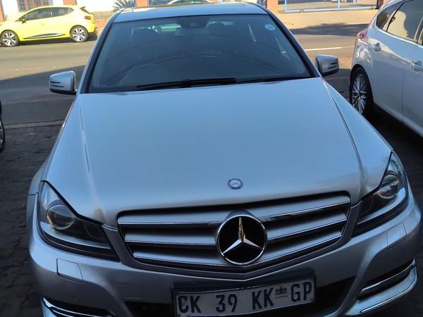 2013 Mercedes-Benz C-Class C200 Cdi  Avantgarde At  Gauteng Pretoria_0