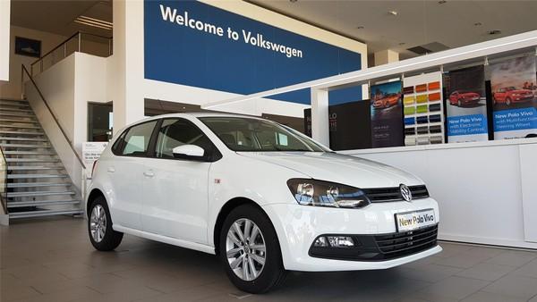 2019 Volkswagen Polo Vivo 1.4 Comfortline 5-Door Eastern Cape Jeffreys Bay_0