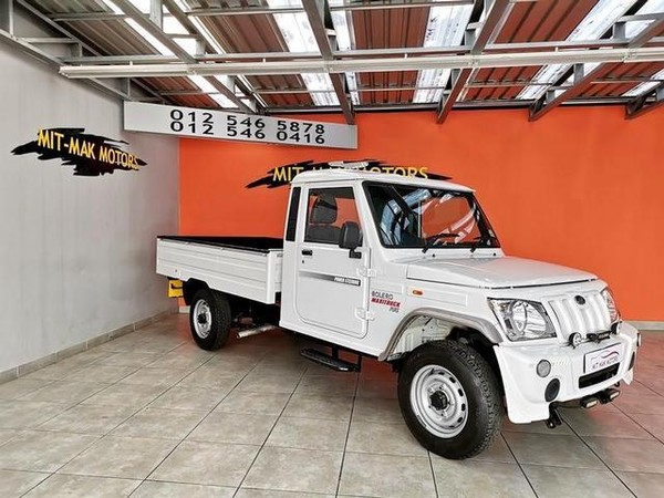 2015 Mahindra Bolero MAXI TRUCK 2.5 Di Single Cab Bakkie Gauteng Pretoria_0