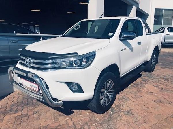 2018 Toyota Hilux 2.8 GD-6 RB Raider Extra Cab Bakkie Auto Gauteng Roodepoort_0