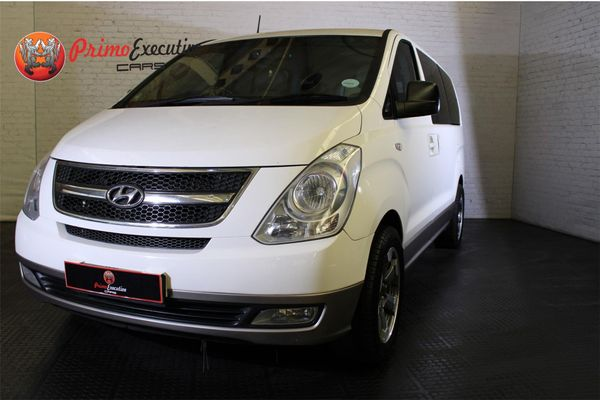 2014 Hyundai H1 2.5 Crdi Wagon At  Gauteng Edenvale_0