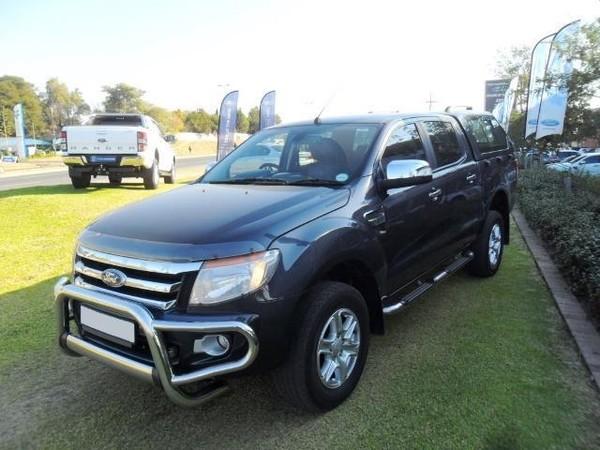 2015 Ford Ranger 3.2TDCi XLT Auto Double Cab Bakkie Gauteng Sandton_0