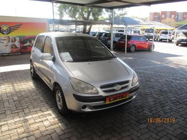 2004 Hyundai Getz 1.3 Ac  Gauteng North Riding_0