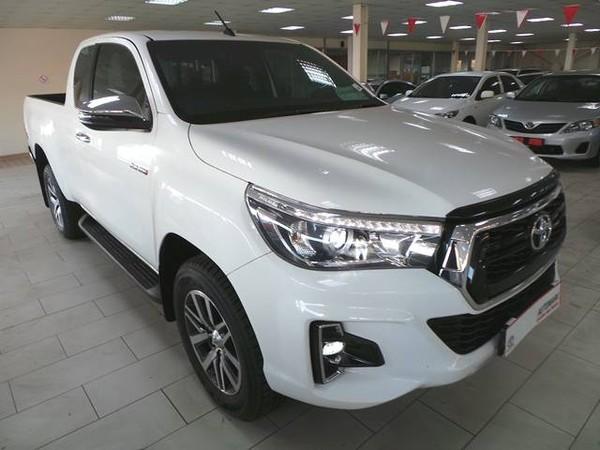 2019 Toyota Hilux 2.8 GD-6 RB Raider Auto PU ECAB Gauteng Alberton_0