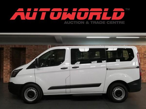 2018 Ford Tourneo 2.2D Ambiente SWB Gauteng Centurion_0