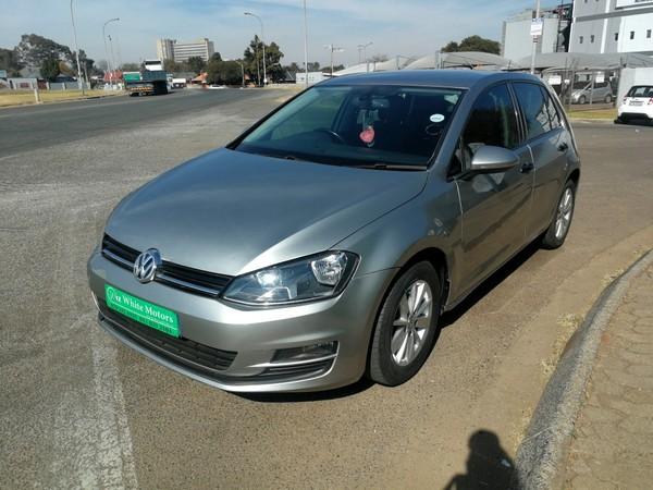 2014 Volkswagen Golf Vii 1.2 Tsi Trendline  Gauteng Kempton Park_0