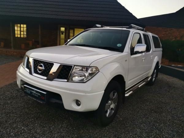 2013 Nissan Navara 2.5 Dci Se Pu Dc  Gauteng Kempton Park_0