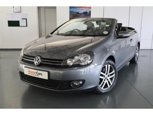 2014 Volkswagen Golf Vi 1.4 Tsi Dsg Cabrio Cline  Western Cape Strand_0