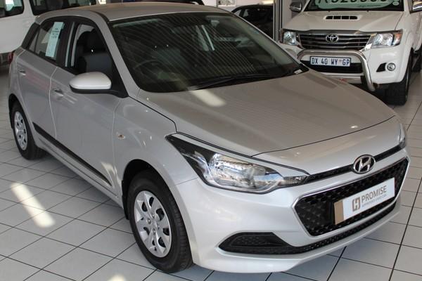 2018 Hyundai i20 1.2 Motion Gauteng Centurion_0