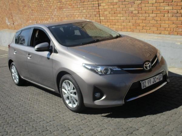 2014 Toyota Auris 1.6 Xs  Gauteng Roodepoort_0