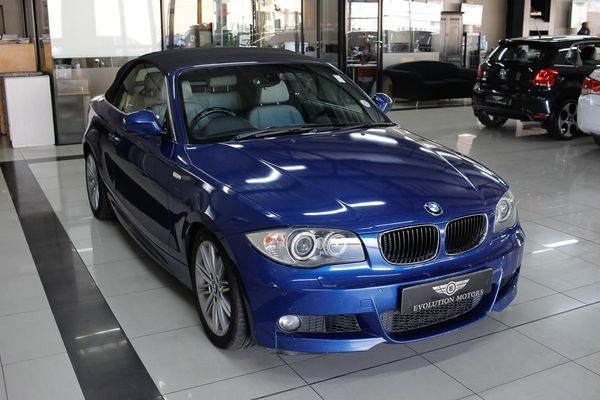2011 BMW 1 Series 125i Convert Sport  Western Cape Parow_0