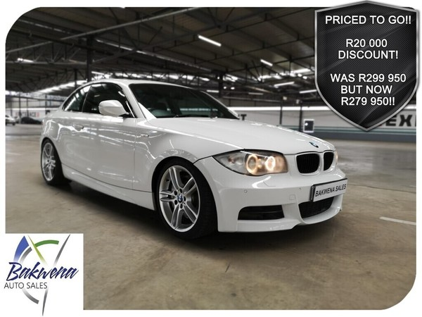 2012 BMW 1 Series 135i Coupe Sport At  Gauteng Karenpark_0