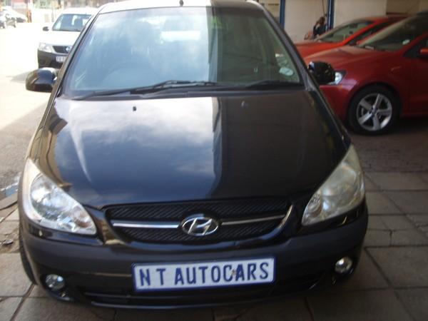 2006 Hyundai Getz 1.4 Hs  Gauteng Johannesburg_0