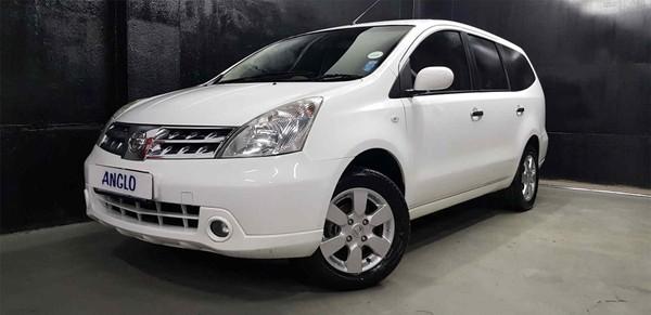 2009 Nissan Livina 1.6 Acenta  Gauteng Benoni_0