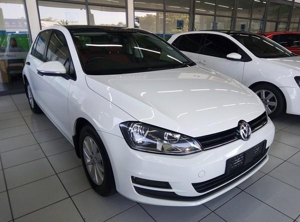 2014 Volkswagen Golf Vii 1.2 Tsi Trendline  Kwazulu Natal Pinetown_0