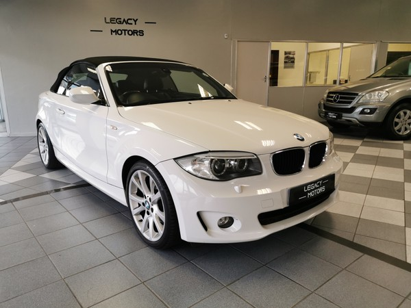 2012 BMW 1 Series 125i Convertible At  Western Cape Bellville_0