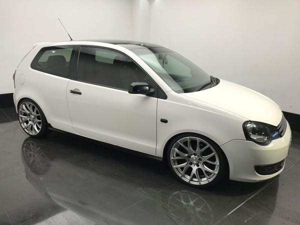 2014 Volkswagen Polo Vivo 1.6 Gt 3dr Gauteng Pretoria_0