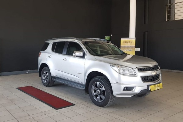 2013 Chevrolet Trailblazer 2.8l LTZ 4X4 AT DYNAMIC DIESEL LTD Gauteng Midrand_0