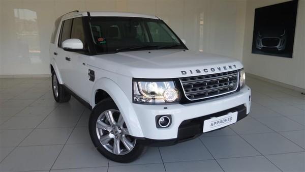 2016 Land Rover Discovery 4 3.0 Tdv6 Se  Gauteng Roodepoort_0