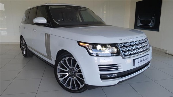 2018 Land Rover Range Rover 4.4 Sd V8 Autobiography  Gauteng Roodepoort_0