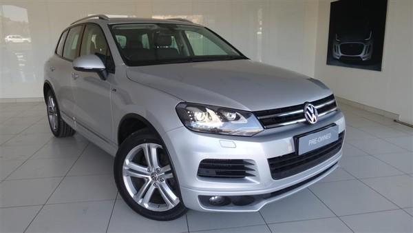 2012 Volkswagen Touareg 3.0 V6 Tdi Tip Blu Mot 180kw  Gauteng Roodepoort_0