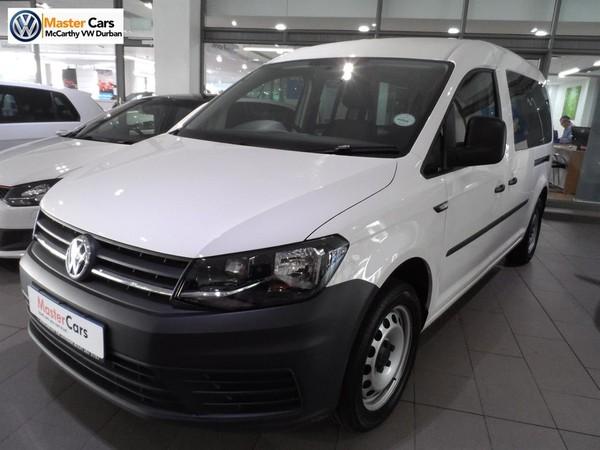 2019 Volkswagen Caddy MAXI Crewbus 2.0 TDi Kwazulu Natal Durban_0