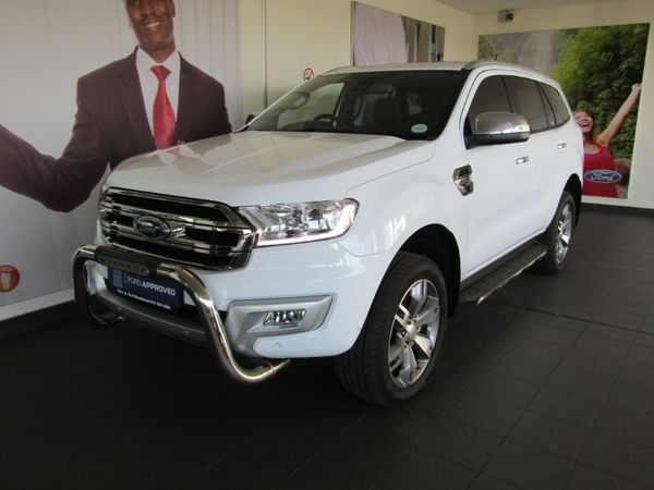 2019 Ford Everest 3.2 LTD 4X4 Auto Gauteng Sandton_0