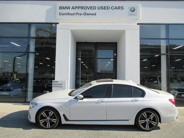 2017 BMW 7 Series 740i Gauteng Midrand_0