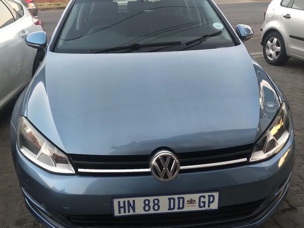 2016 Volkswagen Golf Vii 1.4 Tsi Trendline  Gauteng Pretoria_0