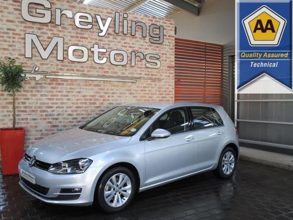 2013 Volkswagen Golf Vii 1.4 Tsi Comfortline  Gauteng Pretoria_0