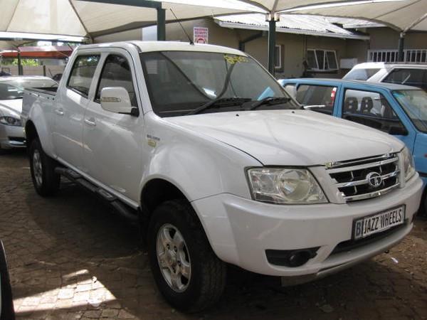 2012 TATA Xenon 2.2 Dle Dc Pu  Gauteng Pretoria North_0