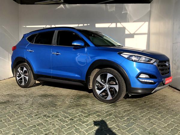 2016 Hyundai Tucson 1.6 TGDI Elite DCT Gauteng Centurion_0