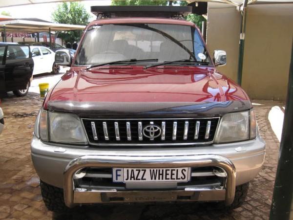 1998 Toyota Land Cruiser Land-cruiser Vx 3.0 KZ-TE Gauteng Pretoria North_0