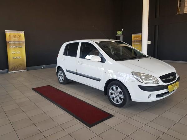 2010 Hyundai Getz 1.4 HS Gauteng Midrand_0