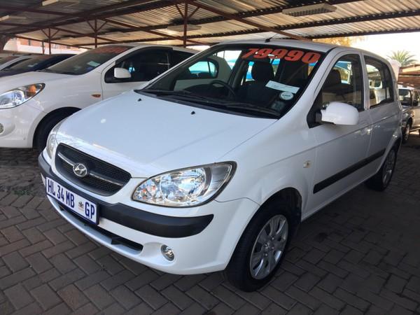 2011 Hyundai Getz In-house finance available NO INTEREST  Gauteng Bramley_0