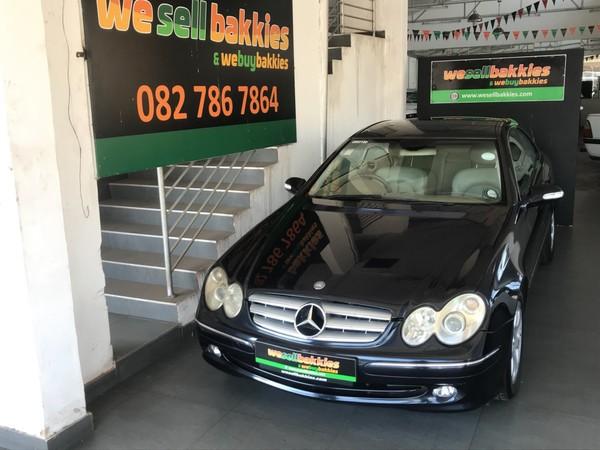 2007 Mercedes-Benz CLK-Class Clk 350 Cabriolet At  Gauteng Pretoria West_0