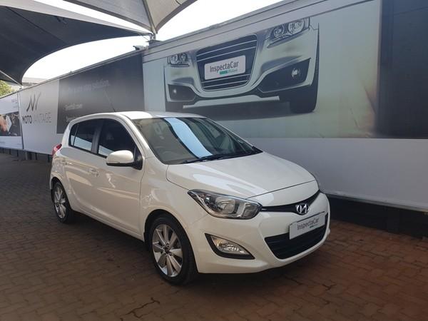 2013 Hyundai i20 1.4 Glide  Gauteng Pretoria_0