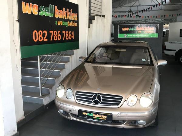 2003 Mercedes-Benz CL-CLass Cl 500  Gauteng Pretoria West_0