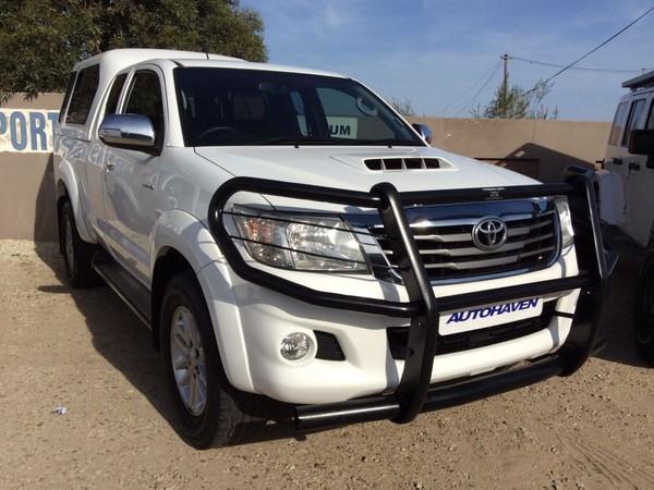 2012 Toyota Hilux 3.0d-4d Raider Xtra Cab Pu Sc  Western Cape Hermanus_0