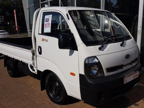 2013 Kia K2700 Workhorse Pu Sc Manual Gauteng Johannesburg_0