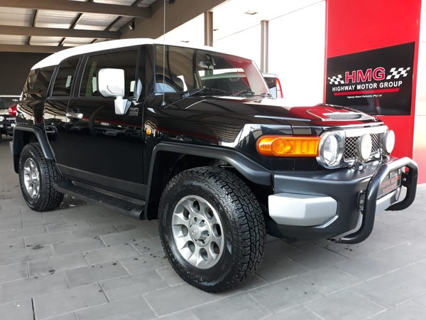 2012 Toyota Land Cruiser FJ 4.0 V6 Auto Cruiser North West Province Klerksdorp_0