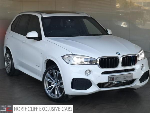 2017 BMW X5 XDRIVE 3.0D M-SPORT AUTO Gauteng Randburg_0