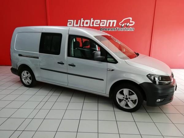 2017 Volkswagen Caddy MAXI Crewbus 2.0 TDi Free State Bloemfontein_0