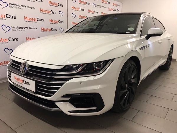 2019 Volkswagen Arteon 2.0 TSI R-LINE 4M DSG Gauteng Sandton_0